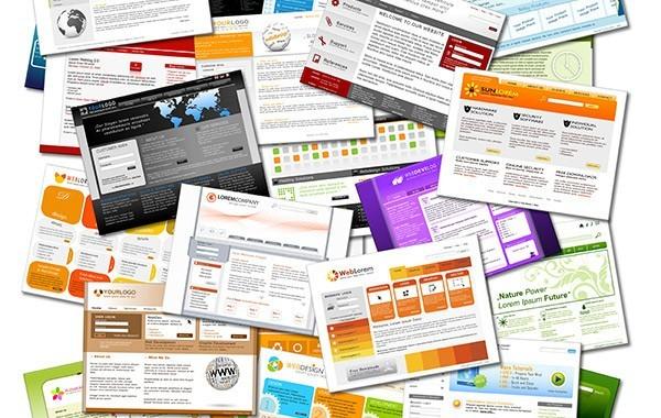 Hoe kom ik aan een website-ontwerp?
