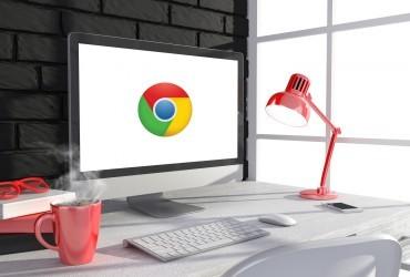 Google chrome krijgt waarschuwingskruis bij sites zonder https-verbinding