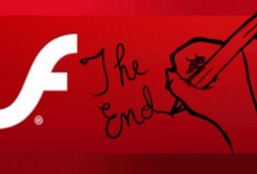 Adobe Flash heeft vanaf 2021 officieel End Of Life-status